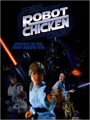 Robot chicken star wars épisode 1 photo 1 sur 1