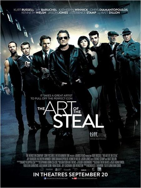 The Art of the Steal [DVDRiP] [MULTI]