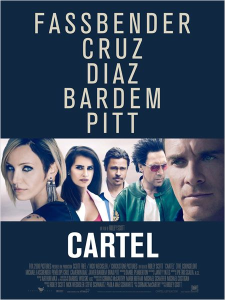 Cartel – The counselor