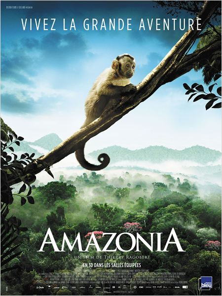film Amazonia en streaming
