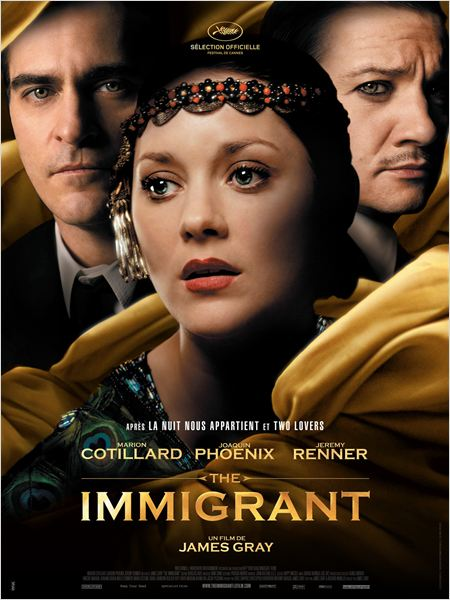 film The Immigrant en streaming