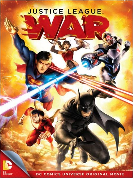 film Justice League: War en streaming