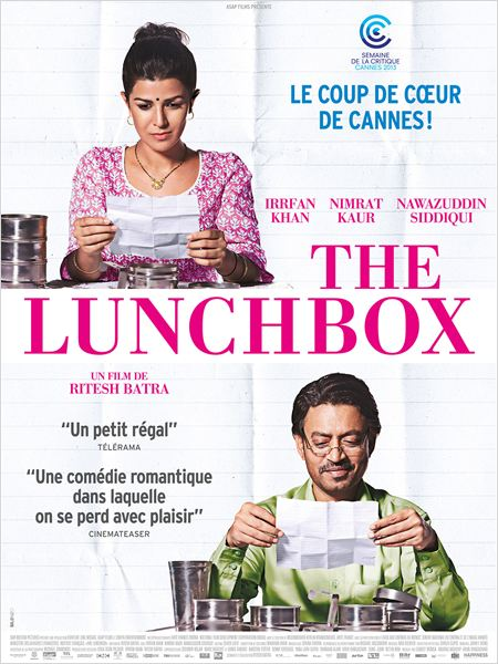 Telecharger The Lunchbox FRENCH BDRIP Gratuitement