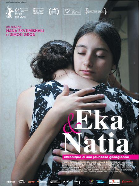 Eka et Natia, Chronique d\`une jeunesse georgienne