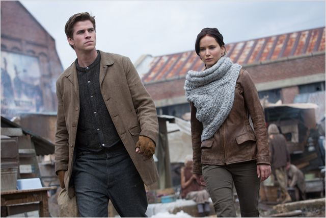 Hunger Games : L'embrasement - Streaming - VF