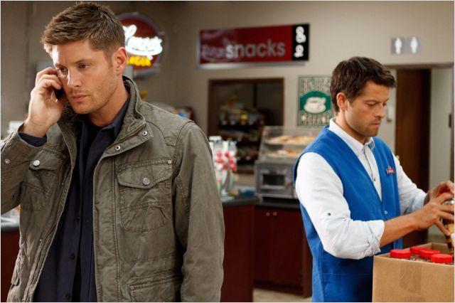 Supernatural photo de jensen ackles et misha collins 660 sur 1 299 allocine - Jensen ackles taille ...