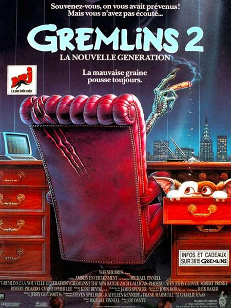 Gremlins 2, la nouvelle génération