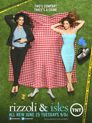 Rizzoli & Isles : autopsie d'un meurtre Saison 1-2-3-4-5-6