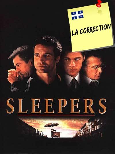 Sleepers Devient La Correction Betelgeuse Brillantine Ces Titres De Films Passes A La Moulinette Quebecoise Diaporama Allocine