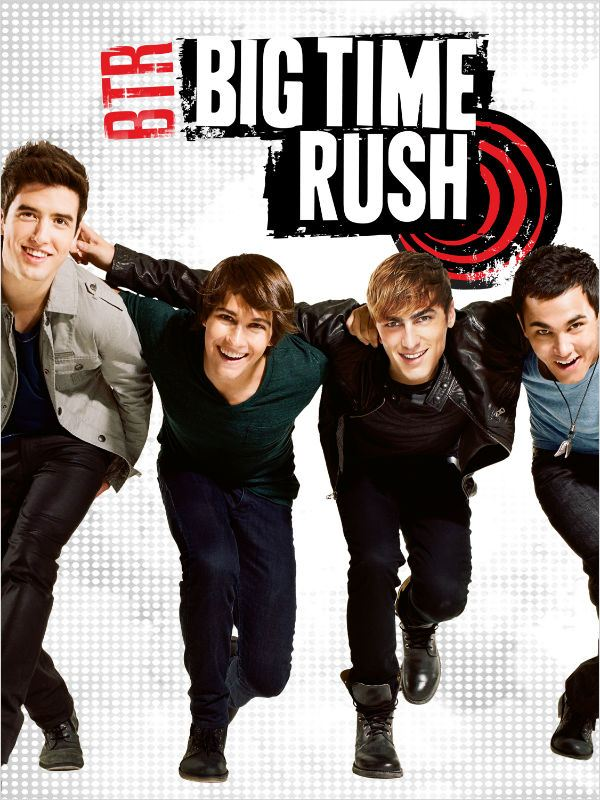 Big Time Rush Series Poster Pictures to pin on Pinterest