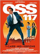 OSS 117, Le Caire nid d