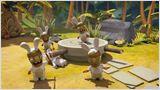 Les lapins crétins : invasion - Crétins aztèques