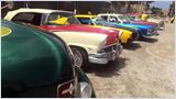 360°-GEO - Curaçao, la passion des vieux tacots
