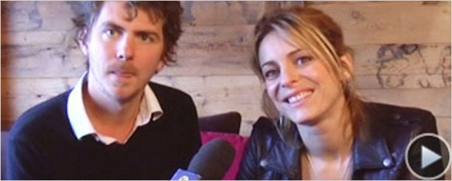 """Torpedo"" : rencontre avec Audrey Dana et Matthieu Donck [VIDEO]"
