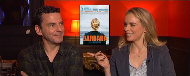 """Barbara"" : rencontre avec Christian Petzold et Nina Hoss [VIDEO]"