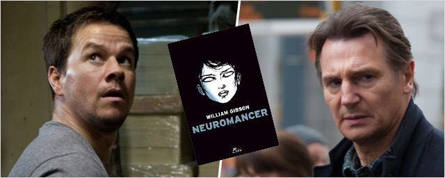 """Neuromancer"" : Mark Wahlberg et Liam Neeson dans l'adaptation ?"