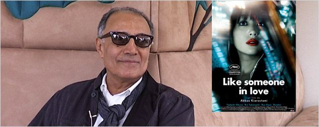 """Like Someone in Love"" : 3 questions à Abbas Kiarostami"
