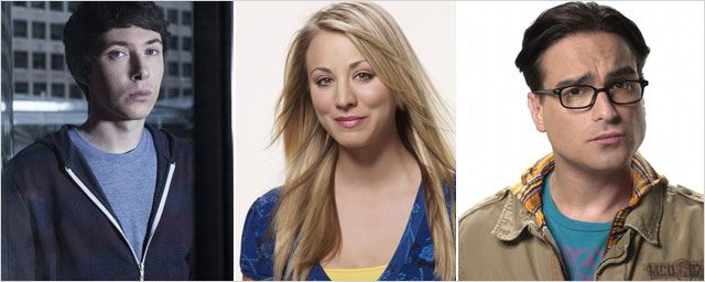 "Un membre d'""Alphas"" dans ""The Big Bang Theory"""