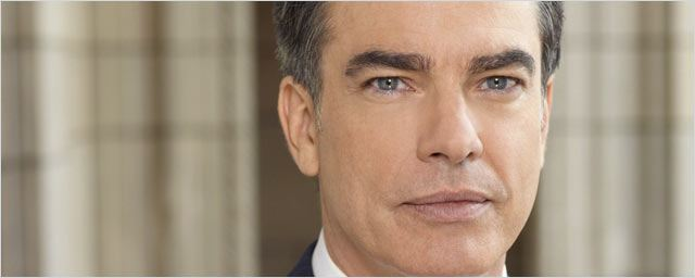 "Peter Gallagher donne une leçon à Ted dans ""How I Met Your Mother"""