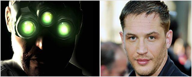 """Tom Hardy dans le rôle principal du film """"Splinter Cell"""" !"""