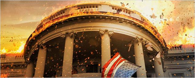 &quot;Olympus Has Fallen&quot; : la bande-annonce bourrine ! [VIDEO]