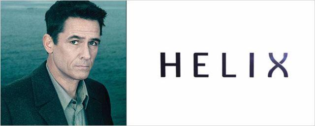 """Billy Campbell héros de """"Helix"""", nouvelle série du créateur de """"Battlestar"""""""