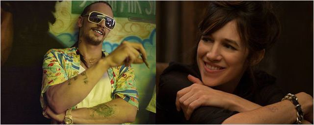 James Franco et Charlotte Gainsbourg en 3D !