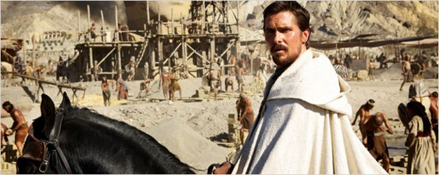 "Christian Bale en Moïse dans le ""Exodus"" de Ridley Scott ! [PHOTO]"