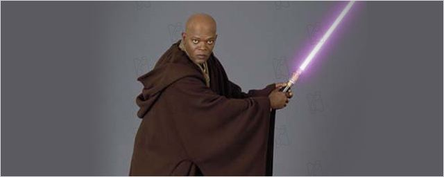 """""""Star Wars"""" : le rappeur Tupac aurait pu jouer Mace Windu à la place de Samuel L. Jackson..."""