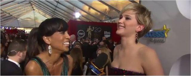 "Quand Jennifer Lawrence se fait spoiler ""Homeland"" ! [VIDEO]"