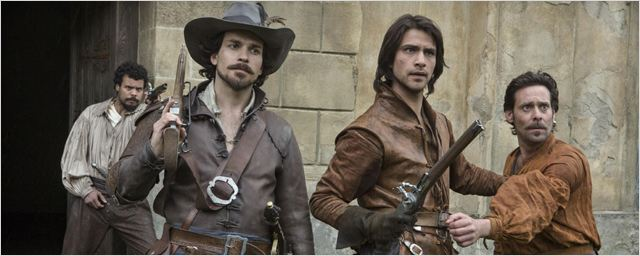 """The Musketeers"" : une saison 2 commandée !"