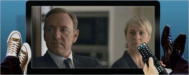"""Ce soir à la télé : on mate """"House of Cards"""", on zappe """"Les Dalton"""""""