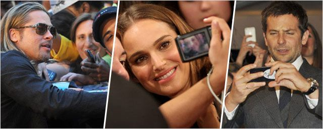 Natalie Portman, Brad Pitt, Bradley Cooper... Tous fans des Selfies !
