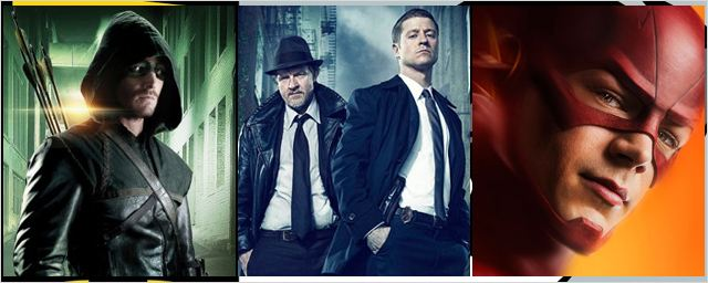 The Strain, Gotham, Arrow : les séries du Comic Con 2014