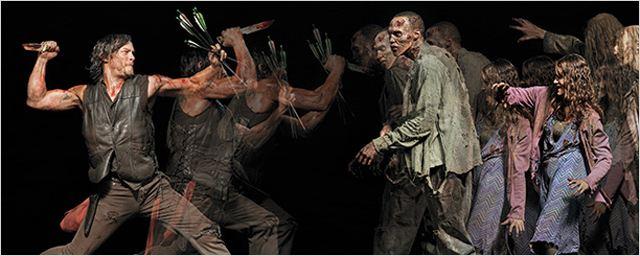 The Walking Dead : nouvelles images stylées pour la saison 5