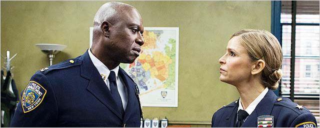 Brooklyn Nine-Nine : Kyra Sedgwick organise un combat de regard dans la saison 2