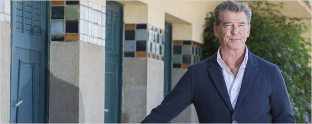 Quand Pierce Brosnan rend hommage à Robin Williams à Deauville