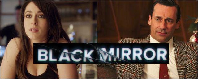 Black Mirror: le Mad Men Jon Hamm et une actrice de Game of Thrones dans un épisode spécial