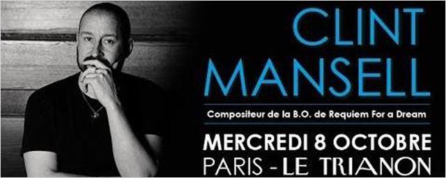 Requiem for a Dream : le compositeur Clint Mansell en concert à Paris