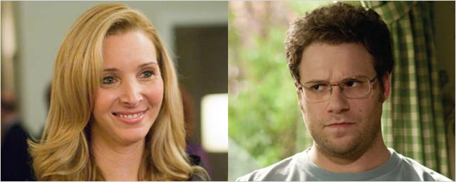 Seth Rogen face à Lisa Kudrow dans Mon Comeback saison 2