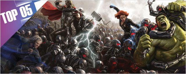 Avengers, Gardiens de la Galaxie, Indestructibles : 5 équipes de super-héros [VIDEO]