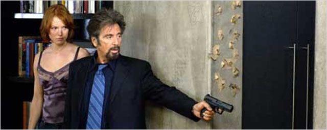 Al Pacino et Brian De Palma : 20 ans après L'impasse, ils se retrouvent pour Retribution