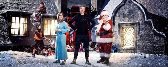 Doctor Who : le Christmas Special de 2014 s'intitulera...