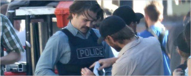 True Detective : Colin Farrell et Vince Vaughn décontractés sur le tournage de la saison 2 !