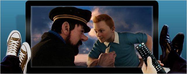 Hier soir à la télé : Les Aventures de Tintin : le Secret de la Licorne : vous avez aimé ? On vous recommande...