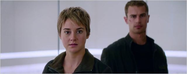 Divergente 2 : Shailene Woodley est une fugitive dans la bande-annonce finale
