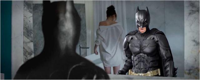 Quand 50 Nuances de Grey rencontre The Dark Knight : découvrez le mash-up !