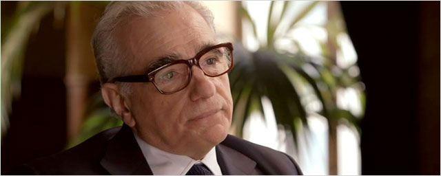 Martin Scorsese à la réalisation d'