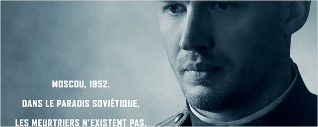 Enfant 44 : Tom Hardy, Noomi Rapace, Gary Oldman... ils s'affichent !