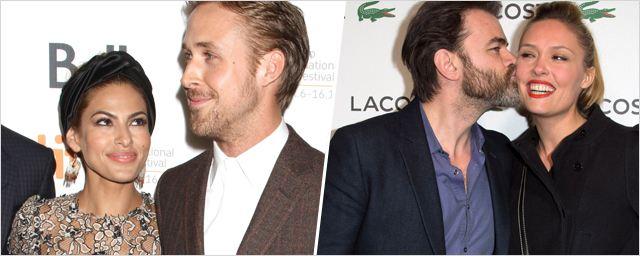 Debbouze, Gosling, Cornillac : ils font leur premier pas de réalisateurs aux bras de leurs âmes-sœurs...